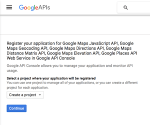 How do you get Google Maps working again on you WordPress
