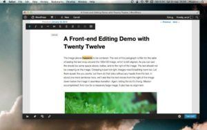 8 front-end editors for WordPress | WP Upgrader