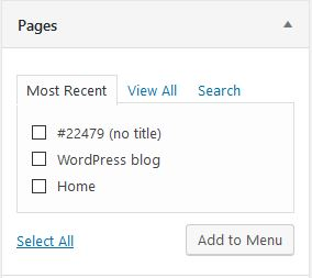 How do you change your menu navigation in WordPress? | WP Upgrader